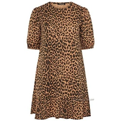 Yours Clothing Womens Plus Size Limited Collection Smock Dress