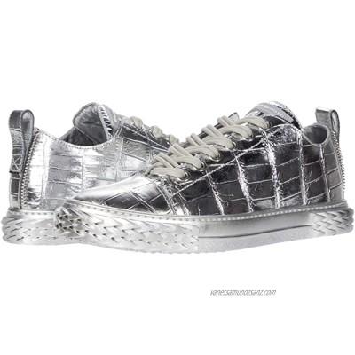 Giuseppe Zanotti Blabber Metallic Sneaker