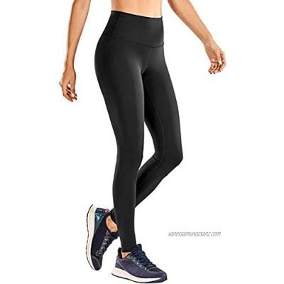 RIOJOY Buttery Soft Gym Leggings Women Opaque Slim Tummy Control High Waisted Yoga Pants
