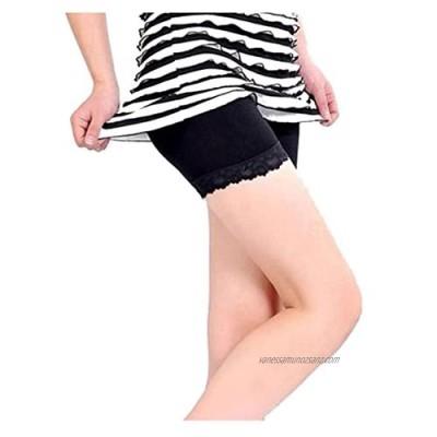 TRIFOLIUM® WOMENS CYCLING SHORTS LADIES DANCING SHORTS LEGGINGS BLACK COLOR (8-20) LG8105