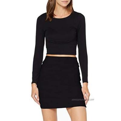Noisy May NOS DE Women's Nmship Nw Knit Skirt Noos