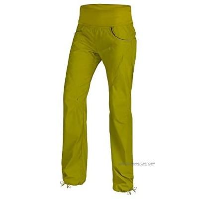 Ocun Noya Pants Women brown/yellow 2020 sport pants