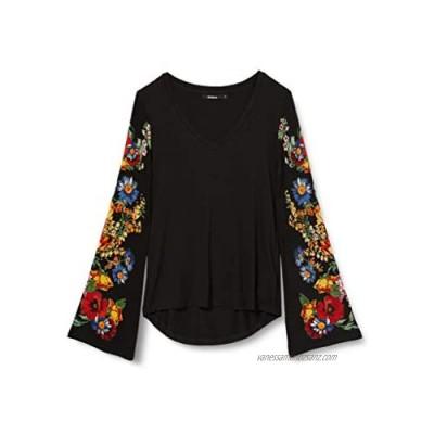 Desigual Women's Ts_Claudina T-Shirt