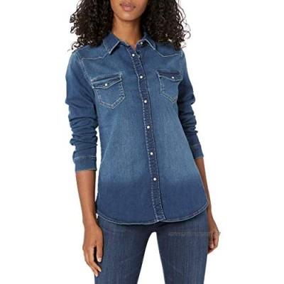 Mavi Women's Button-Down Shirt