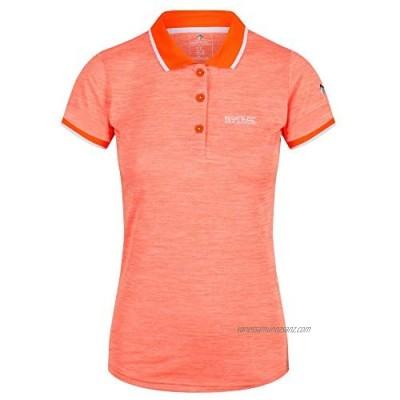 Regatta Women's Remex Ii' Quick Drying Neck T-Shirts/Polos/Vests