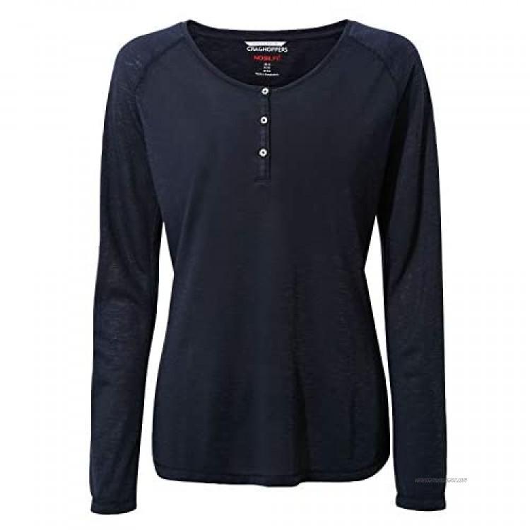 Craghoppers Women's Nl Kayla Ls Top Sweatshirt