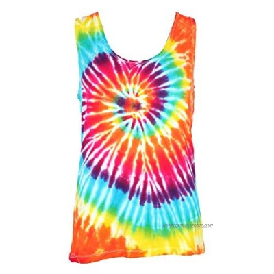 The Hippy Clothing Co. - Tie Dye Tank Top