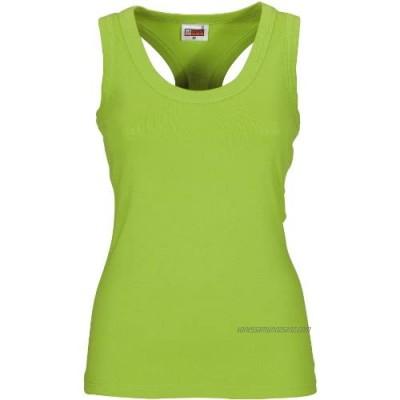 U.S Basic Ladies Racerback Vest Tank TOP - 6 Great Colours