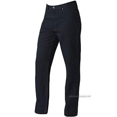 D555 Rockford Mens Comfort Big Tall Jeans - Black - 70S