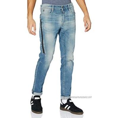 G-STAR RAW Men's Citishield 3D Slim Tapered Jeans