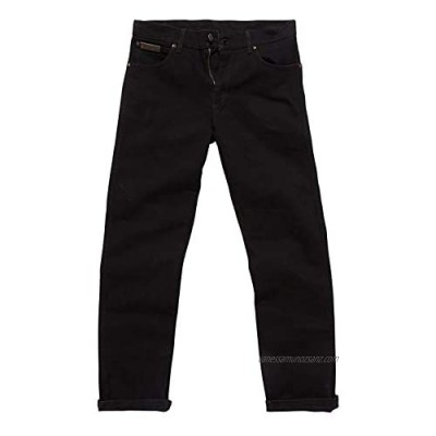 Wrangler Texas Stretch Black Over DYE Jeans in Waist 30 to 48 INCHES L26/28/30/32/34