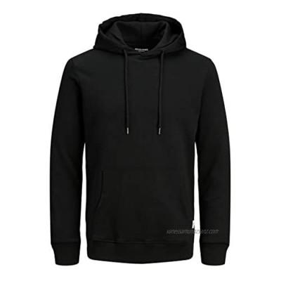 Jack & Jones Men's Jjebasic Sweat Hood Noos Sweatshirt
