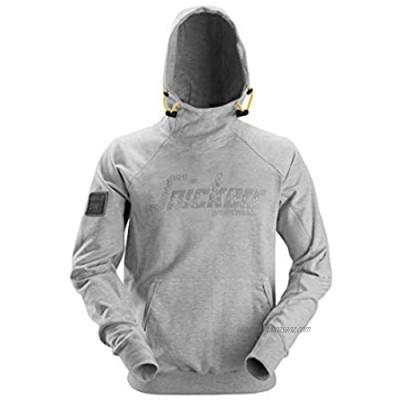 Snickers Workwear Men's Hoodie Grey grey - Grey - X-Large