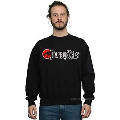 Absolute Cult Thundercats Men's Classic Logo Sweatshirt