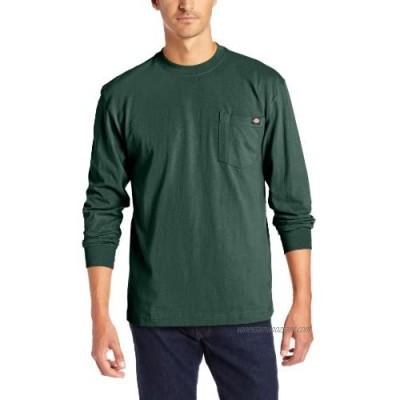 Dickies Men's Pocket Tee L/S Longsleeve T-Shirt