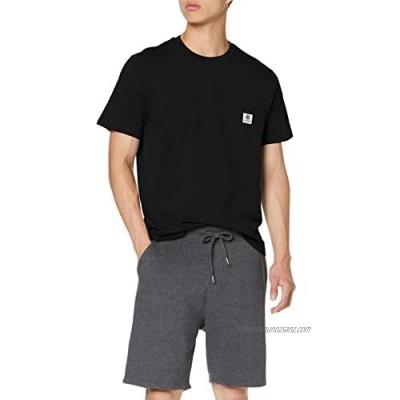 Element Men's Basic Pocket Label - Short Sleeve T-Shirt for Men Short Sleeve T-Shirt