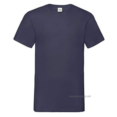 Fruit of The Loom SS0Age 3-4 Valueweight v-Neck tee Blank Plain SS034