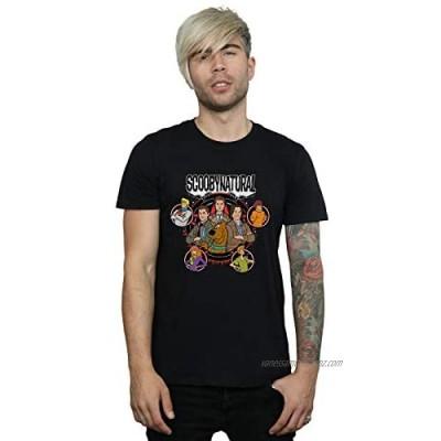 Scoobynatural Men's Characters Star T-Shirt