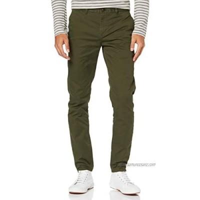 Scotch & Soda Men's Nos Mott - Classic Slim Fit Chino Trouser